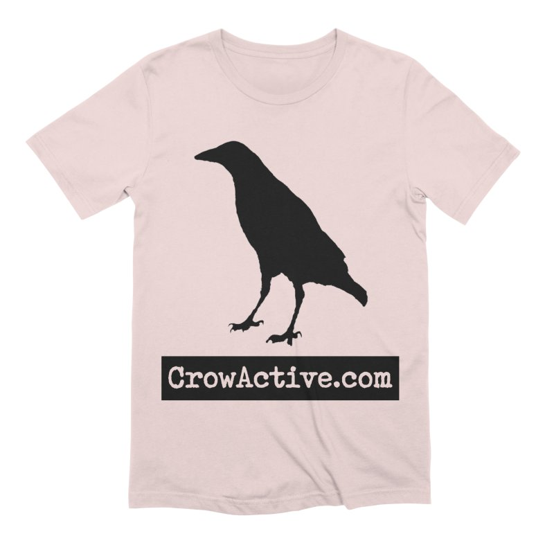 CrowActive Men's Extra Soft T-Shirt by CrowActive