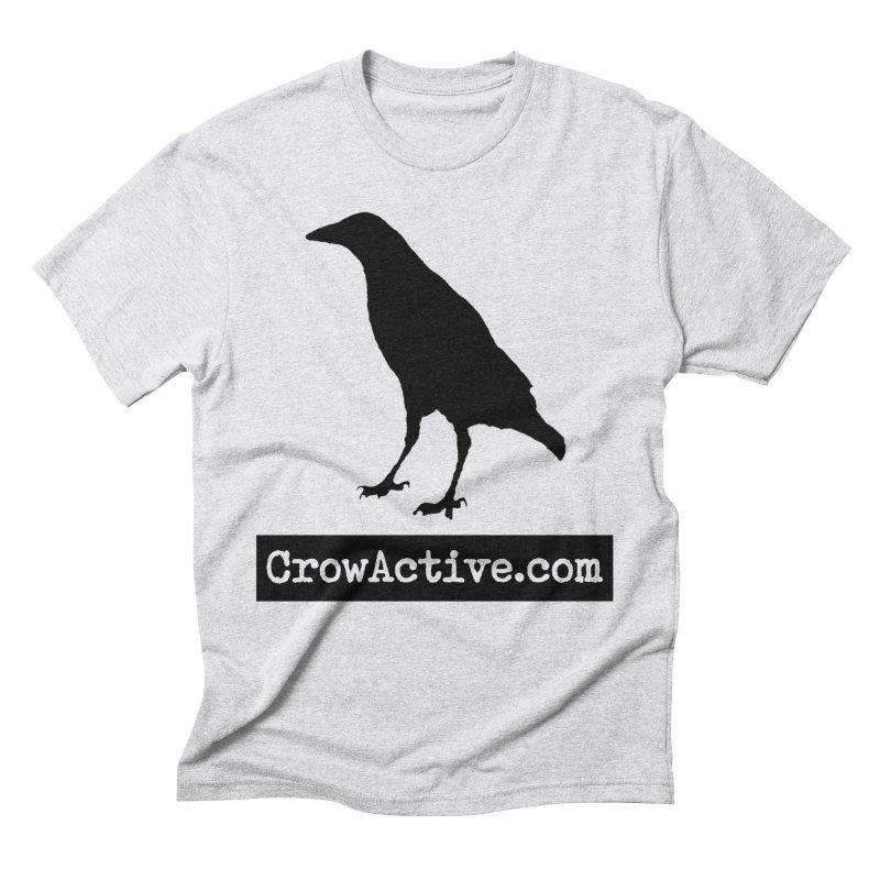 CrowActive Men's Triblend T-Shirt by CrowActive