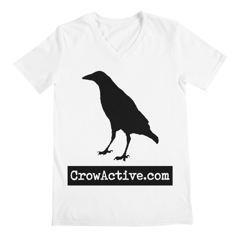 CrowActive Men's V-Neck by CrowActive