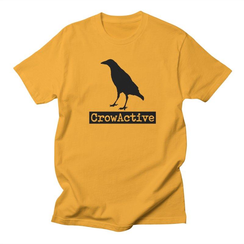 CrowActive Women's T-Shirt by CrowActive