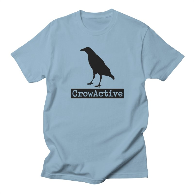 CrowActive Men's Regular T-Shirt by CrowActive