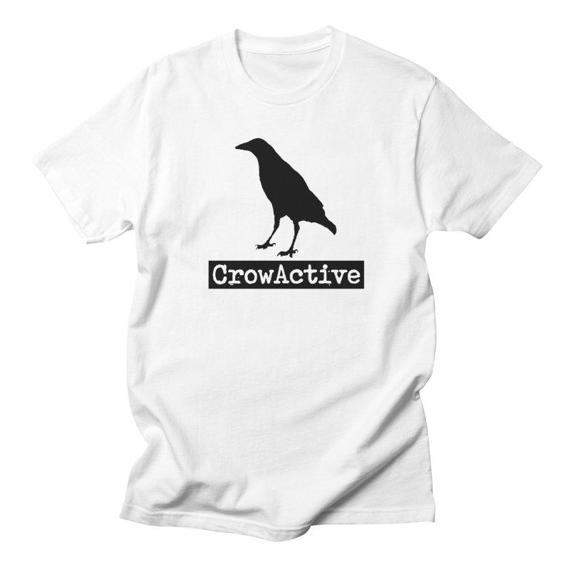 CrowActive Men's Regular T-Shirt by CrowActive