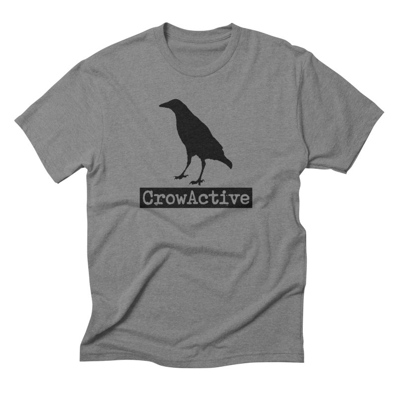 CrowActive Men's T-Shirt by CrowActive