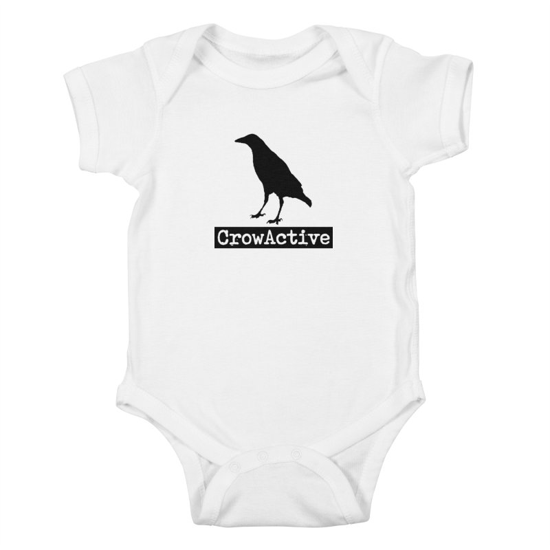 CrowActive Kids Baby Bodysuit by CrowActive