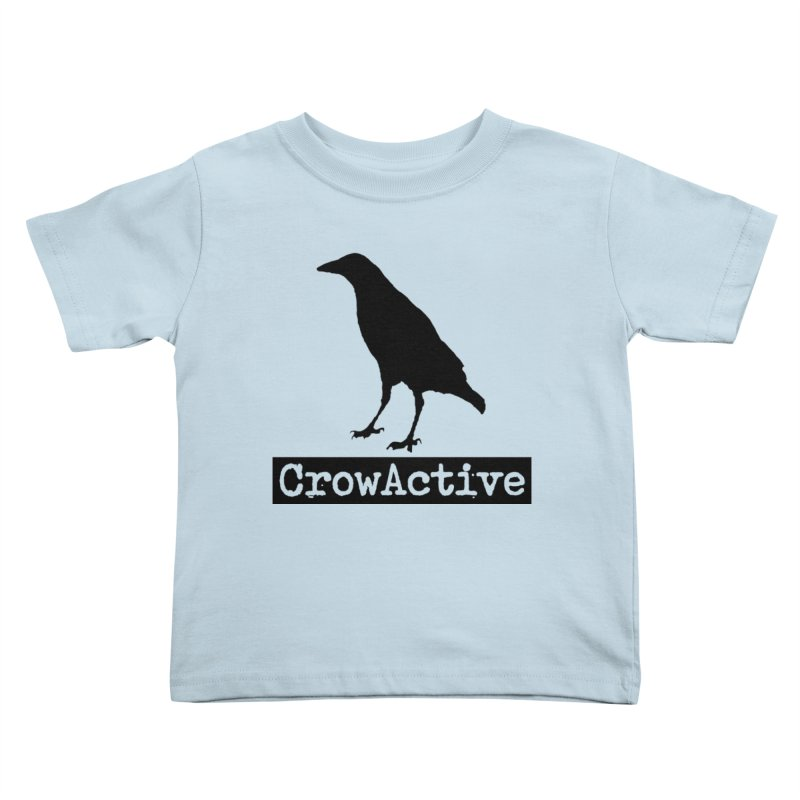 CrowActive Kids Toddler T-Shirt by CrowActive