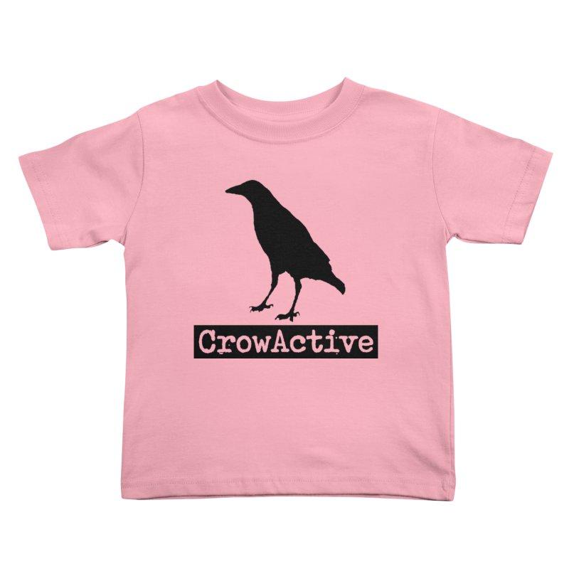 CrowActive Kids Toddler T-Shirt by CrowActive