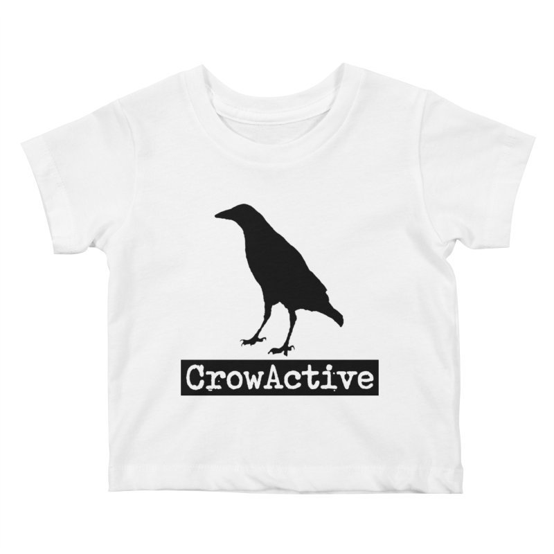 CrowActive Kids Baby T-Shirt by CrowActive