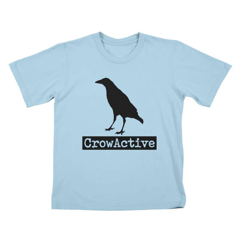 CrowActive Kids T-Shirt by CrowActive