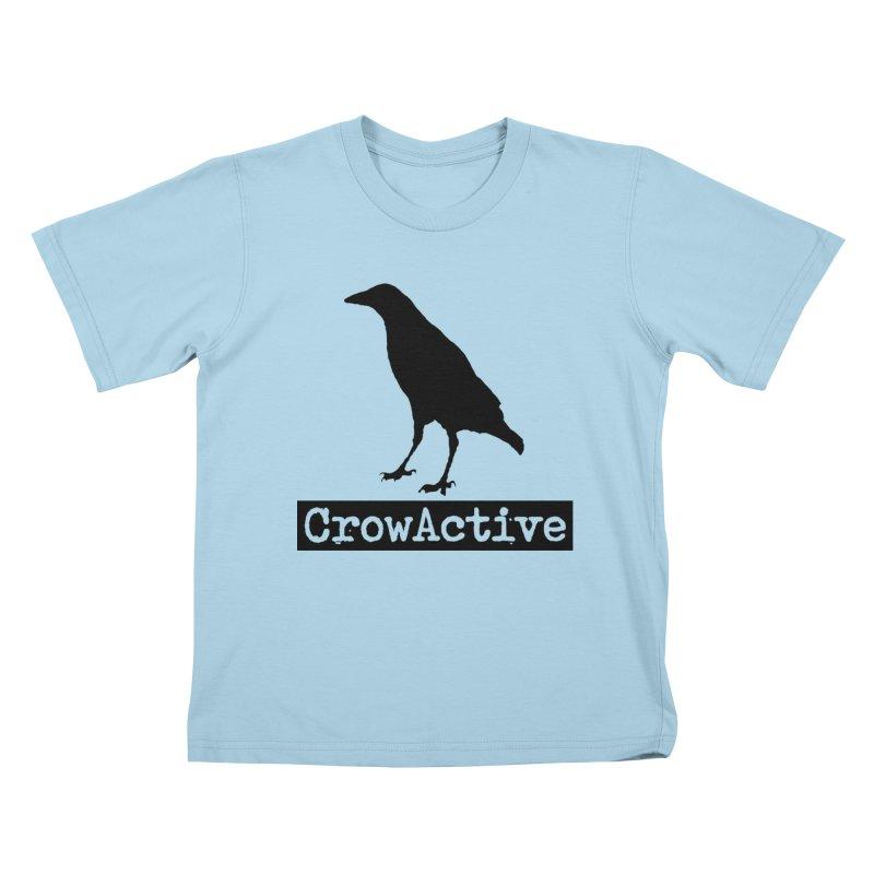 CrowActive Kids T-Shirt by CrowActive