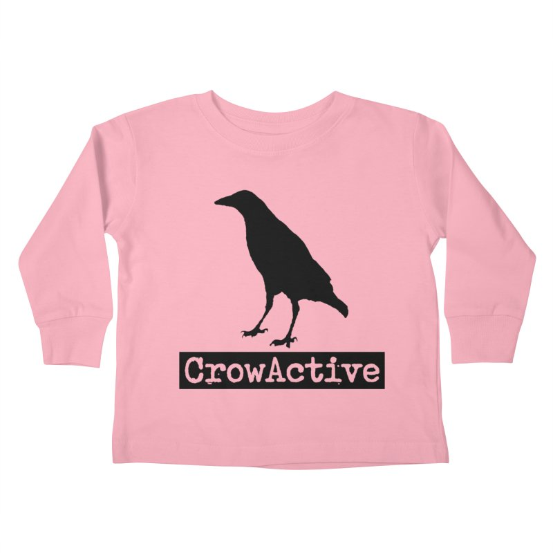 CrowActive Kids Toddler Longsleeve T-Shirt by CrowActive