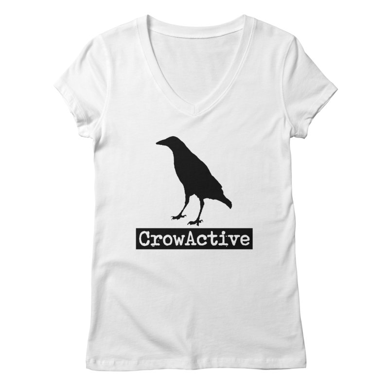 CrowActive Women's V-Neck by CrowActive