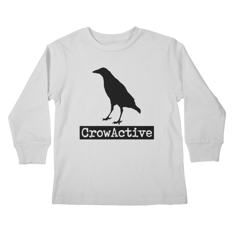 CrowActive Kids Longsleeve T-Shirt by CrowActive