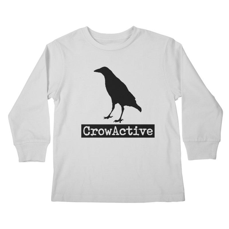 CrowActive Kids Longsleeve T-Shirt by CrowActive