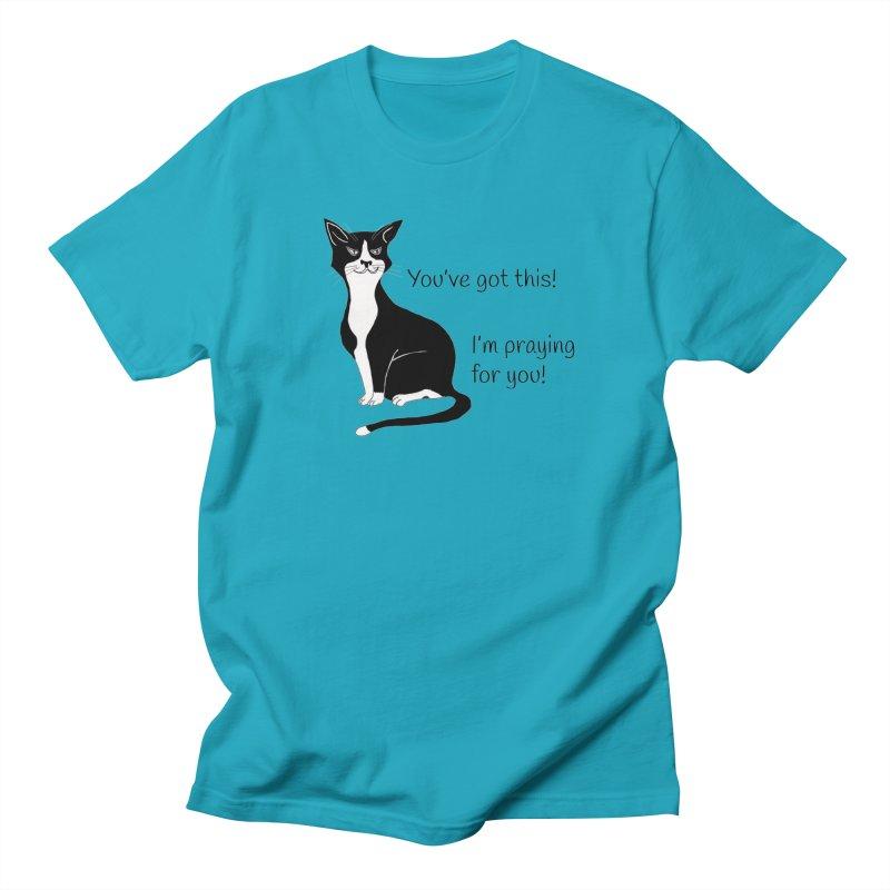 You've Got This! Women's Regular Unisex T-Shirt by CrowActive