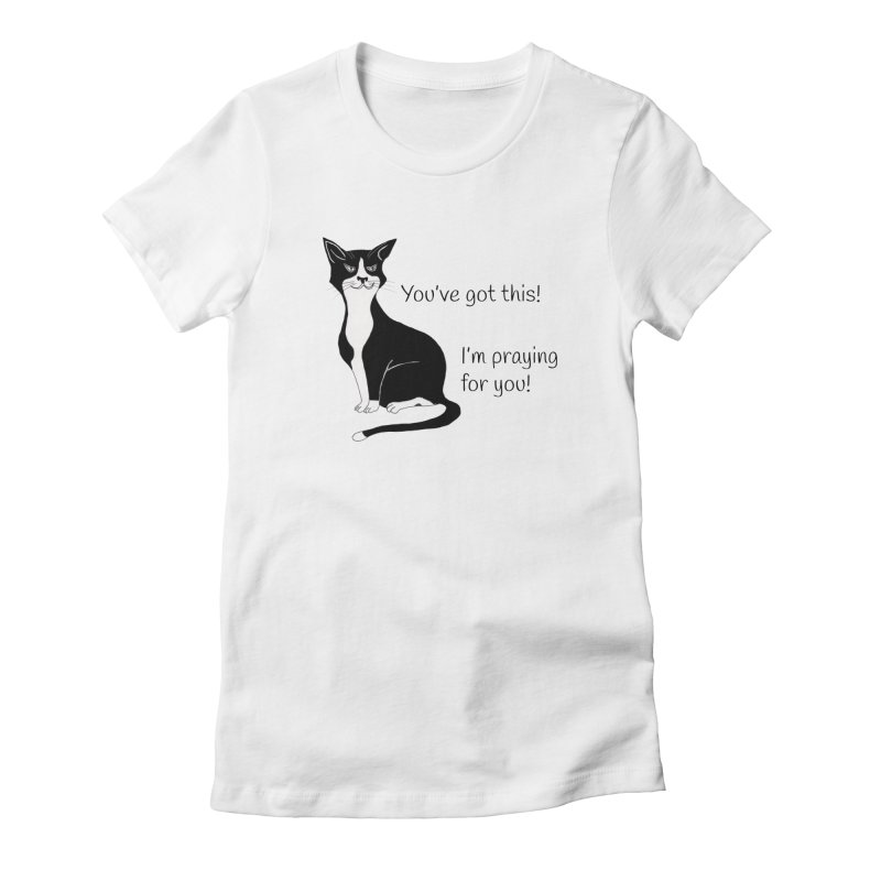 You've Got This! Women's T-Shirt by CrowActive