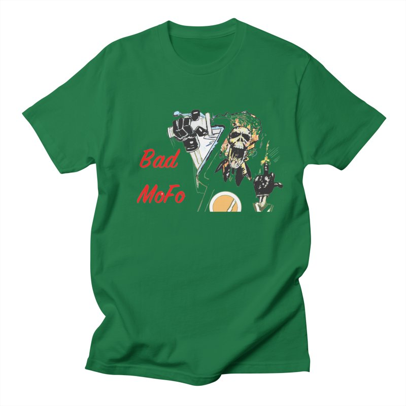 BAD MOFO Men's T-Shirt by crowsong's Artist Shop