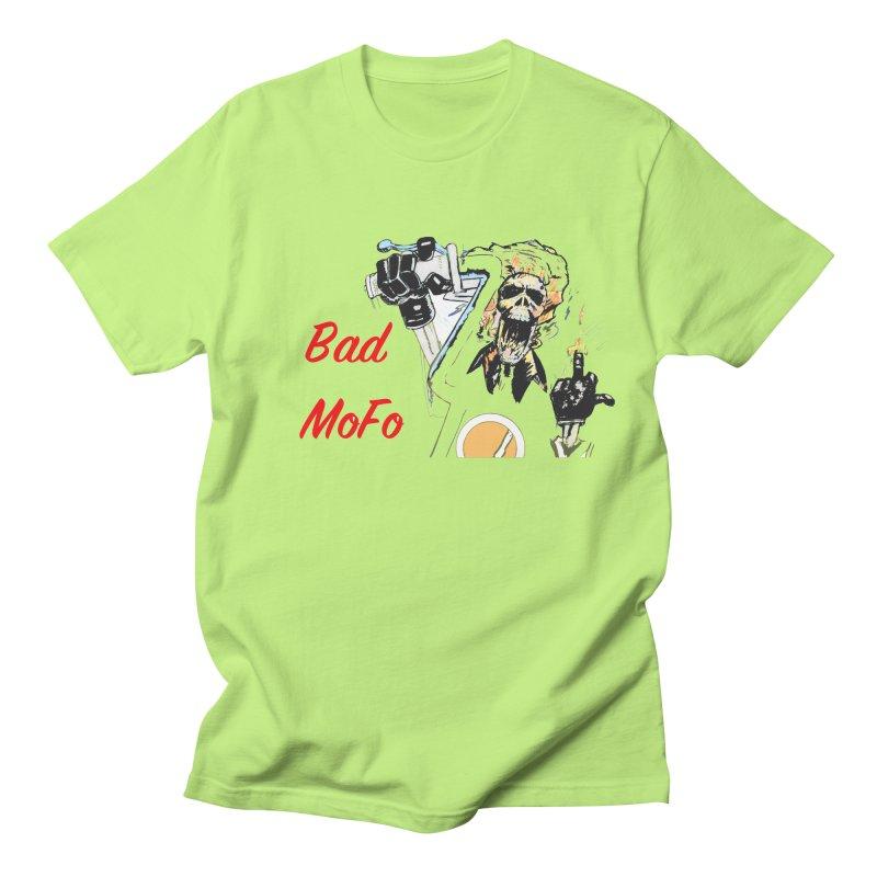 BAD MOFO Women's Regular Unisex T-Shirt by crowsong's Artist Shop