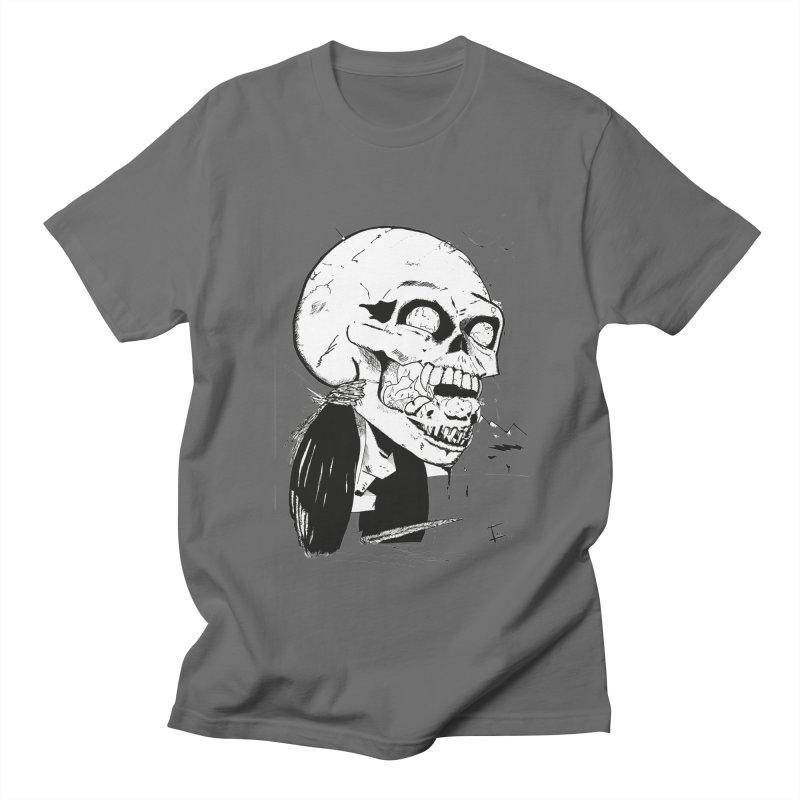 Speak No More Men's T-Shirt by crowsong's Artist Shop
