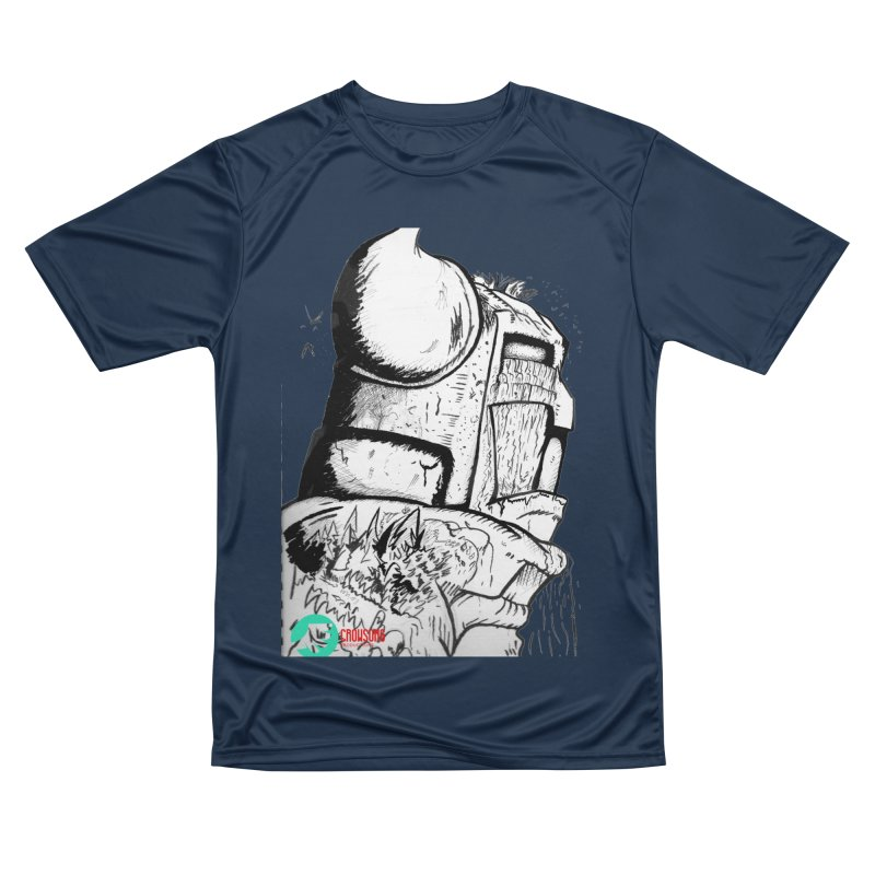 The Killer of Mountains Men's Performance T-Shirt by crowsong's Artist Shop