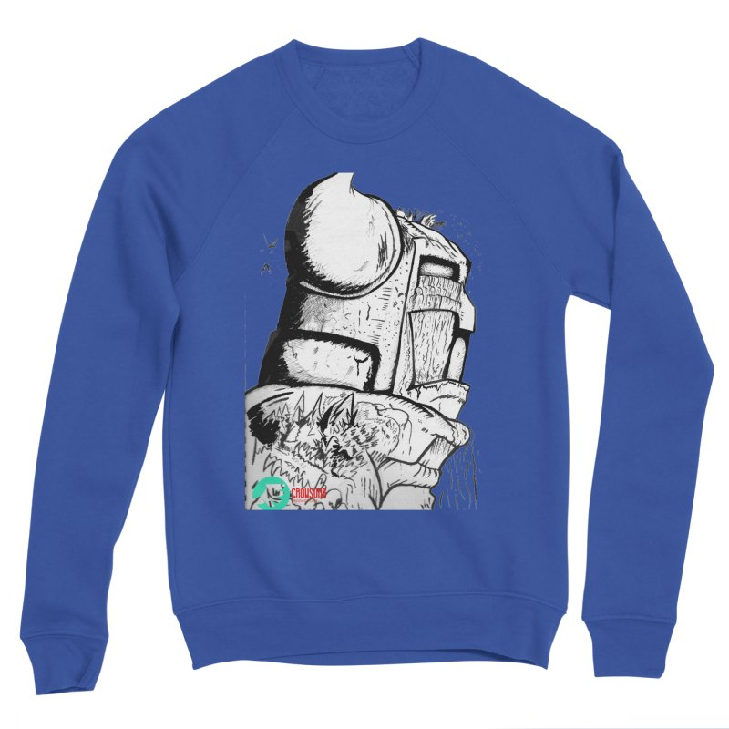 The Killer of Mountains Men's Sweatshirt by crowsong's Artist Shop