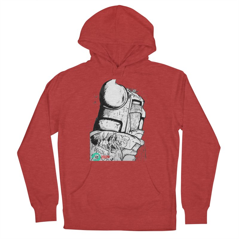 The Killer of Mountains Men's French Terry Pullover Hoody by crowsong's Artist Shop