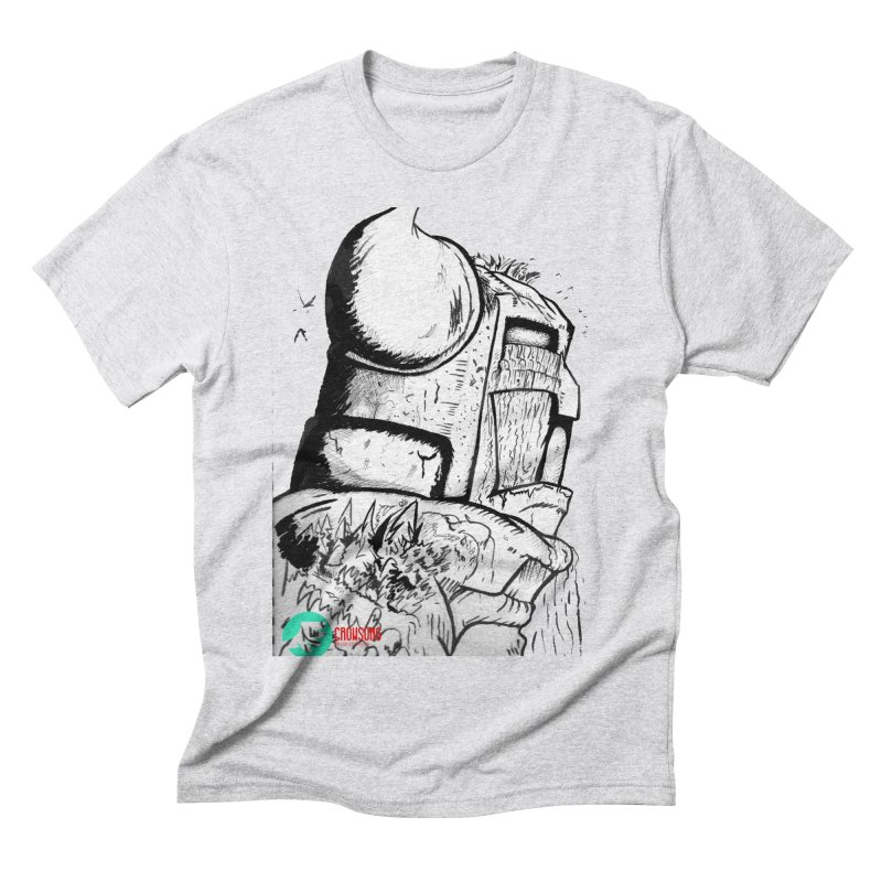 The Killer of Mountains Men's Triblend T-Shirt by crowsong's Artist Shop
