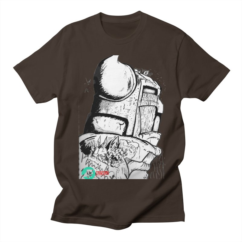 The Killer of Mountains Men's T-Shirt by crowsong's Artist Shop