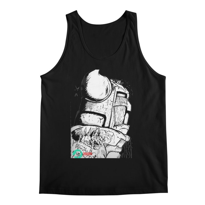 The Killer of Mountains Men's Regular Tank by crowsong's Artist Shop