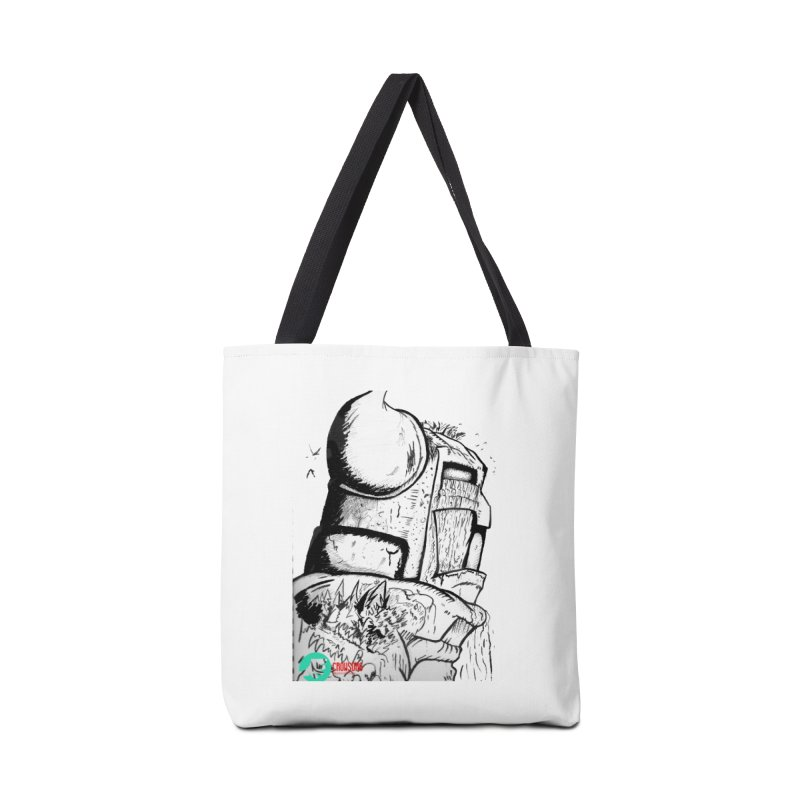 The Killer of Mountains Accessories Tote Bag Bag by crowsong's Artist Shop