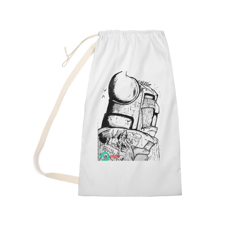 The Killer of Mountains Accessories Bag by crowsong's Artist Shop