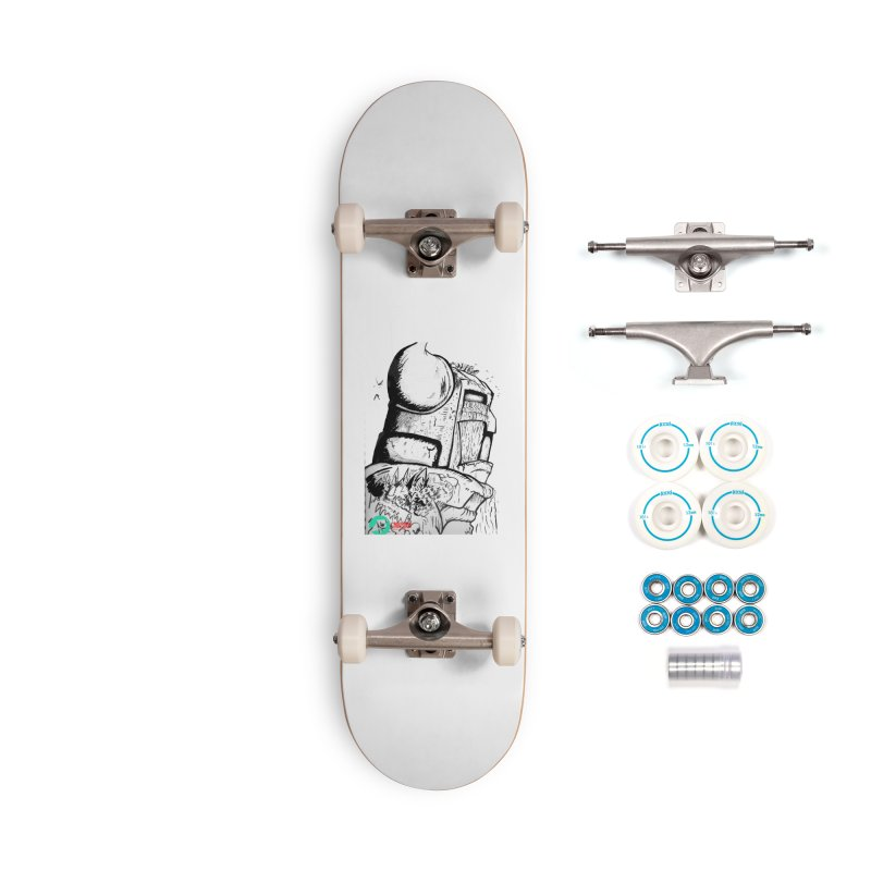 The Killer of Mountains Accessories Complete - Basic Skateboard by crowsong's Artist Shop