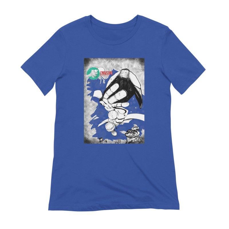 NDnaut Women's Extra Soft T-Shirt by crowsong's Artist Shop