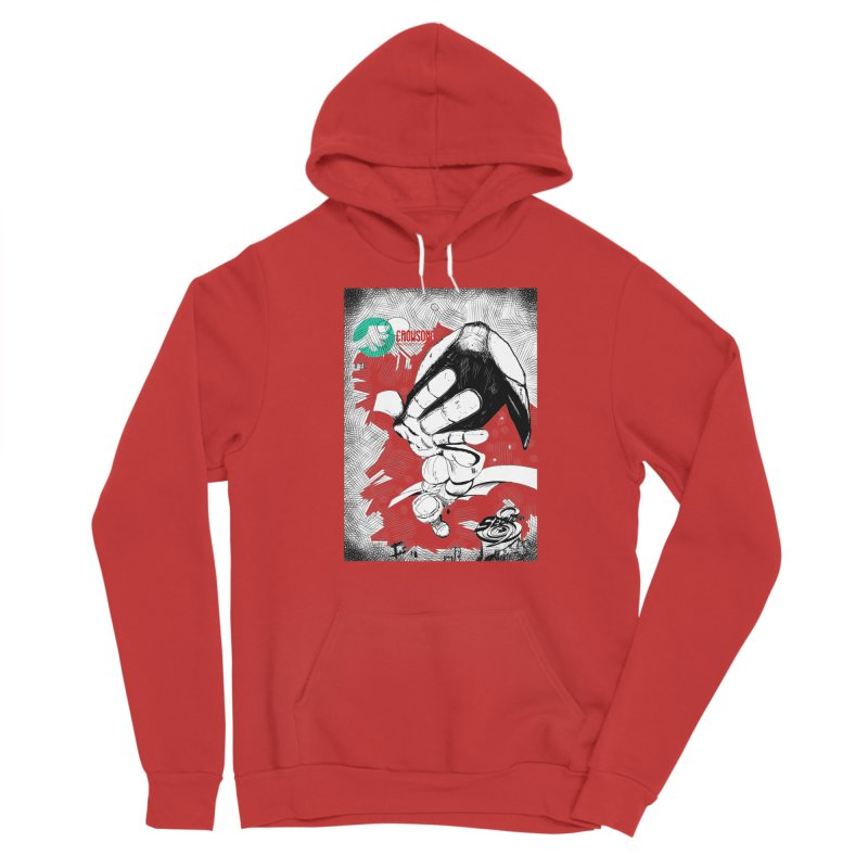 NDnaut Women's Pullover Hoody by crowsong's Artist Shop