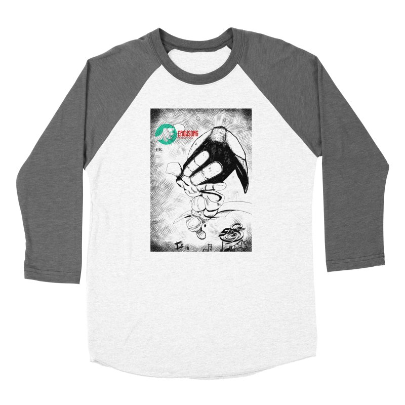 NDnaut Women's Longsleeve T-Shirt by crowsong's Artist Shop