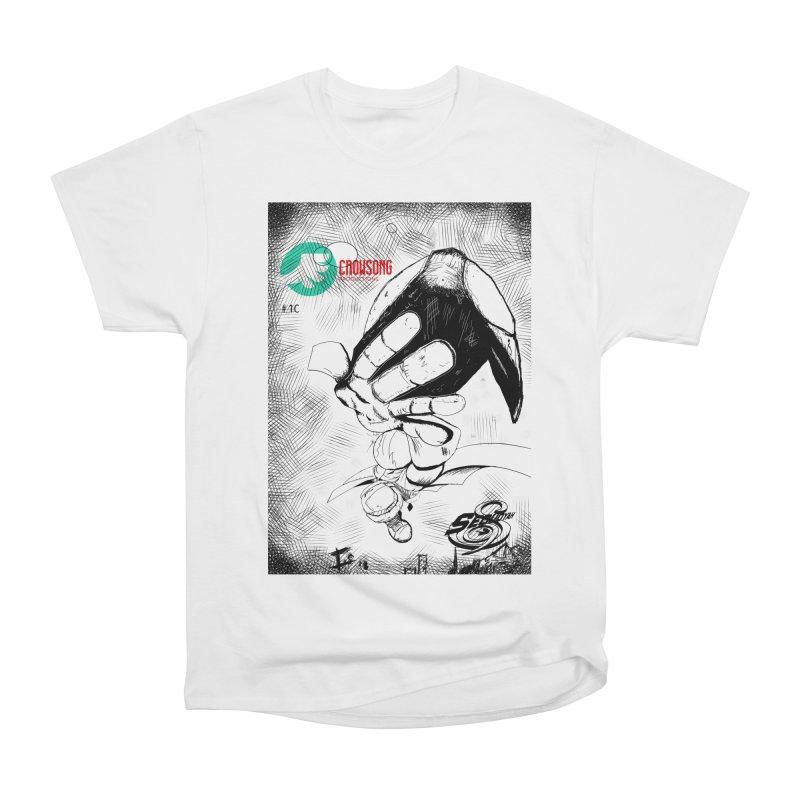 NDnaut Men's Heavyweight T-Shirt by crowsong's Artist Shop