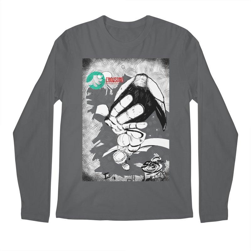 NDnaut Men's Longsleeve T-Shirt by crowsong's Artist Shop