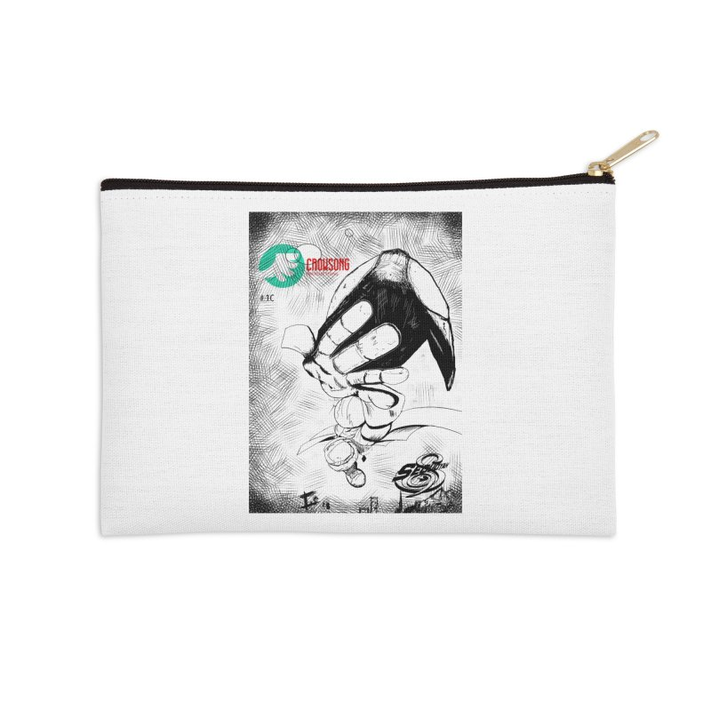 NDnaut Accessories Zip Pouch by crowsong's Artist Shop