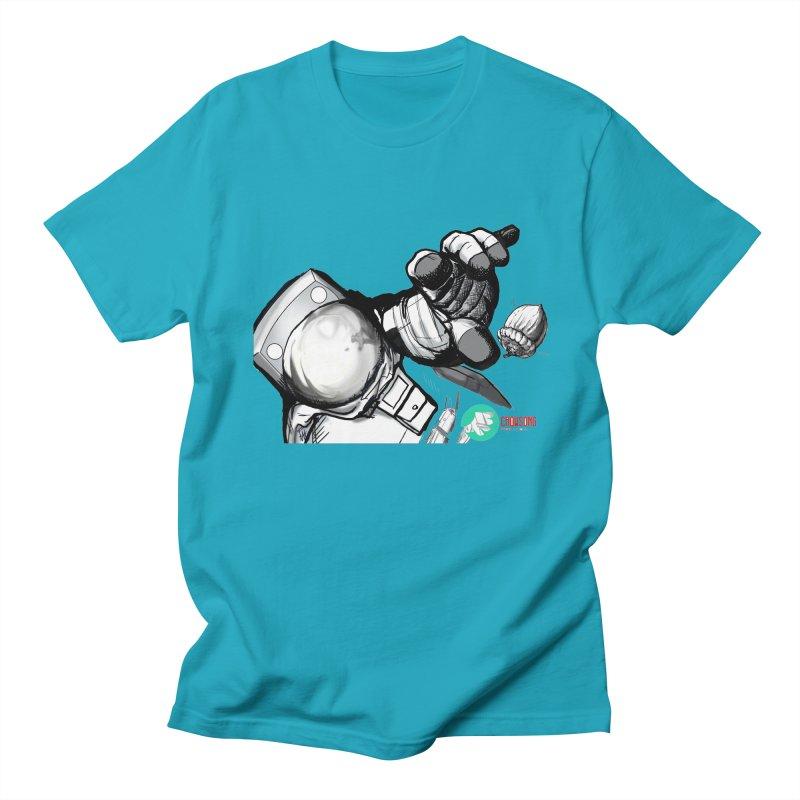 Space-corn Women's Regular Unisex T-Shirt by crowsong's Artist Shop