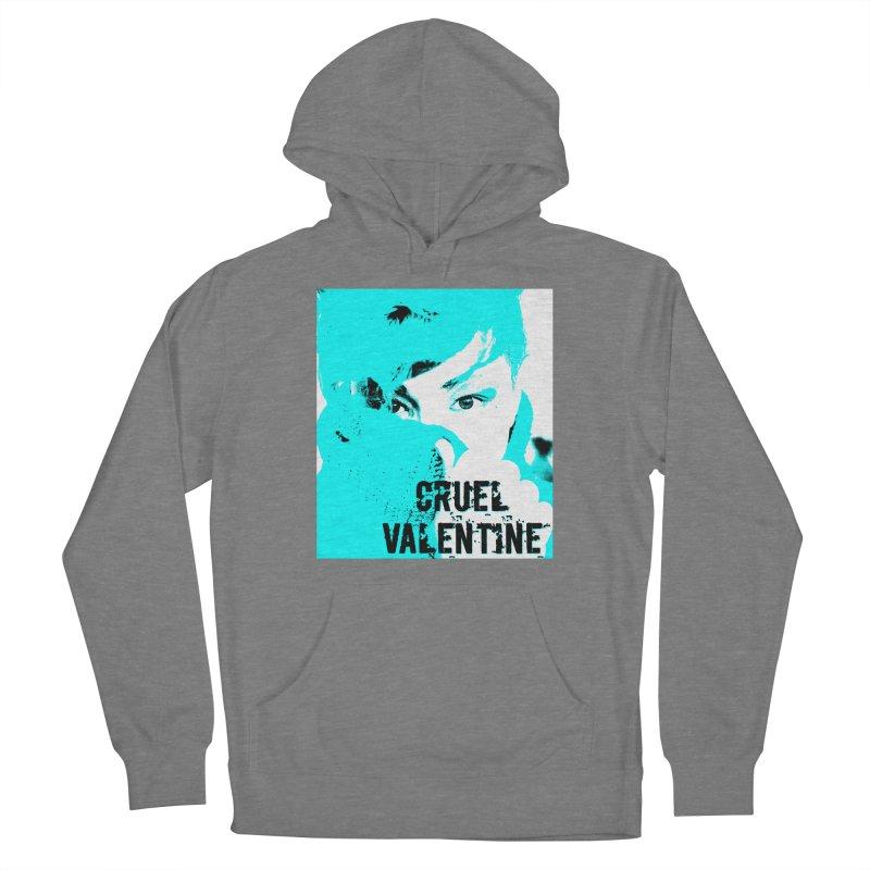 "Cruel Valentine ""Forget Me Not"" Women's Pullover Hoody by Cruel Valentine"