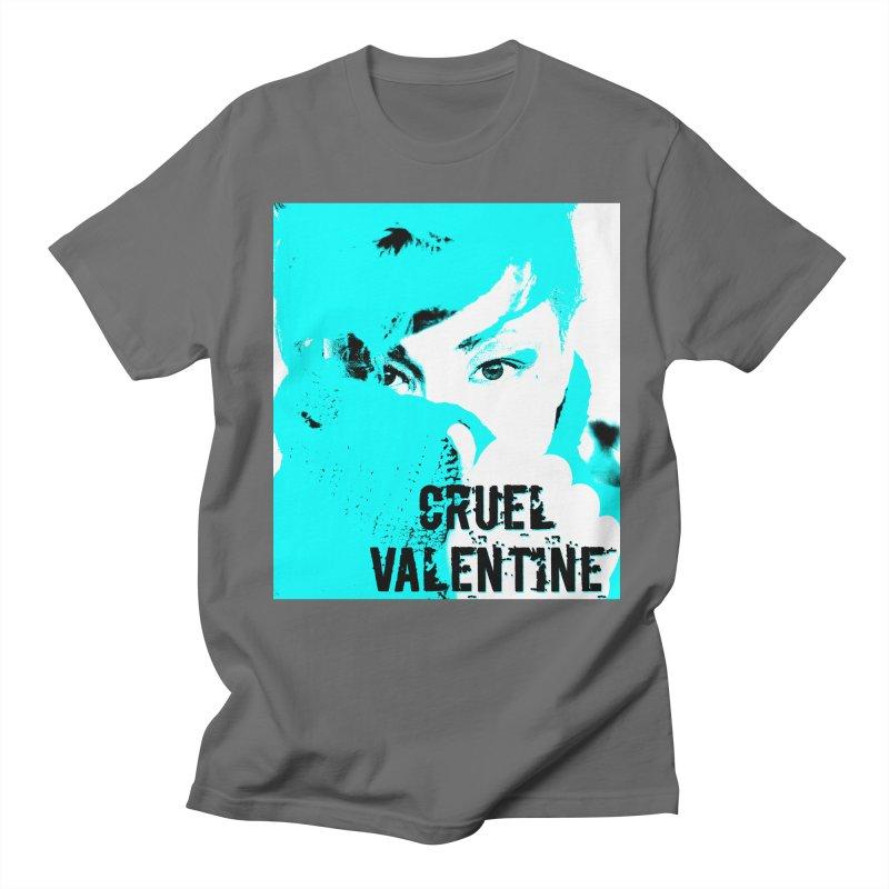 """Cruel Valentine """"Forget Me Not"""" Men's T-Shirt by Cruel Valentine"""
