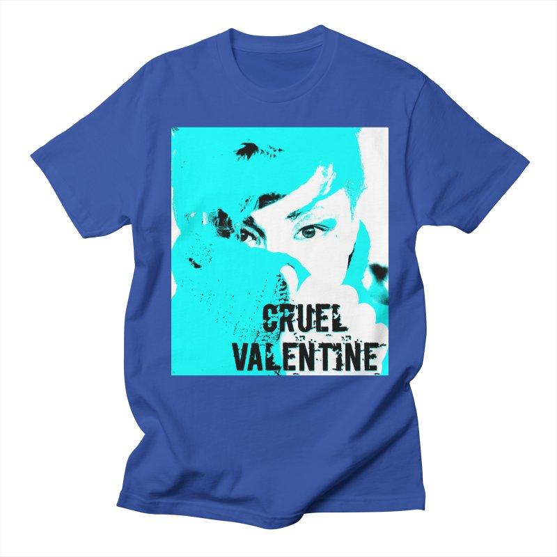 """Cruel Valentine """"Forget Me Not"""" Men's Regular T-Shirt by Cruel Valentine"""