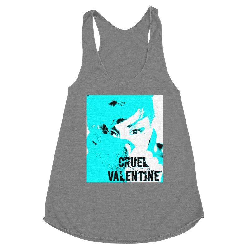 """Cruel Valentine """"Forget Me Not"""" Women's Tank by Cruel Valentine"""