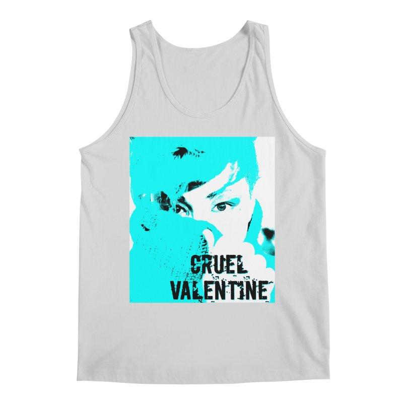 """Cruel Valentine """"Forget Me Not"""" Men's Regular Tank by Cruel Valentine"""