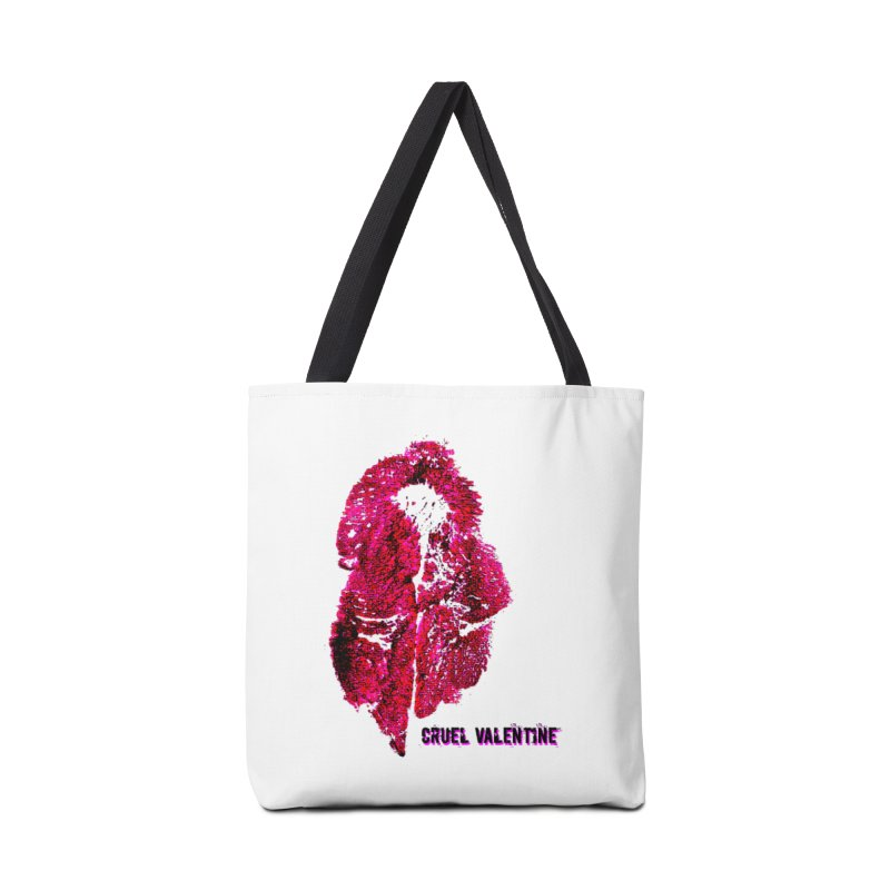 Vulva #34 in Pink Accessories Tote Bag Bag by Cruel Valentine