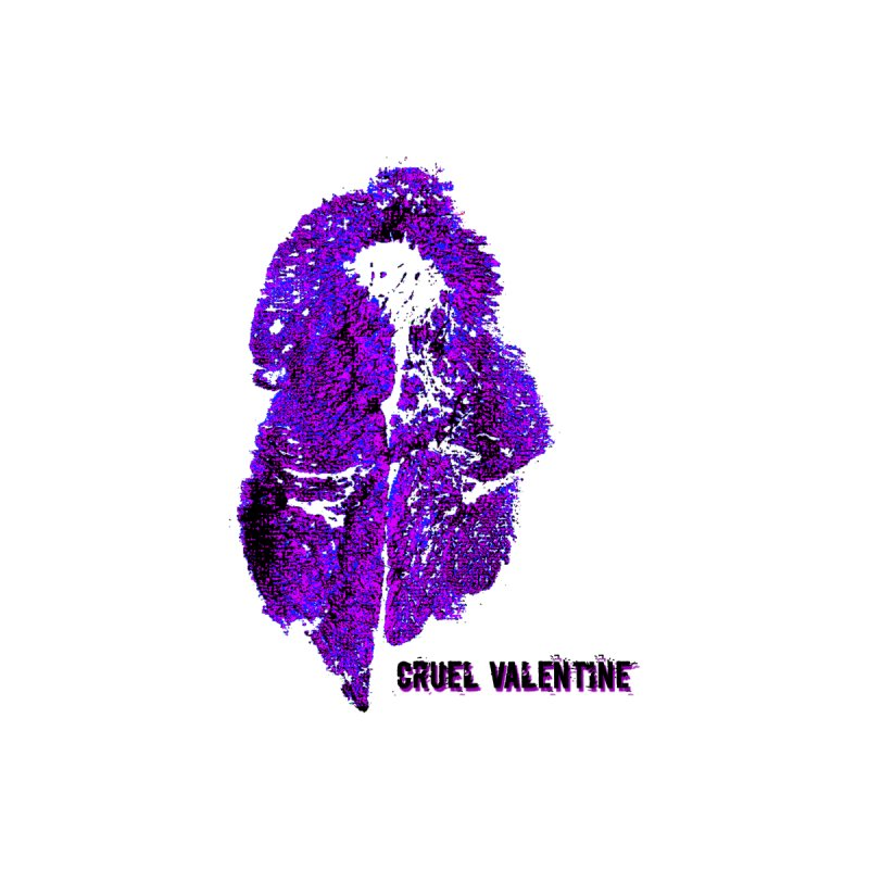 Vulva #34 in Purple by Cruel Valentine