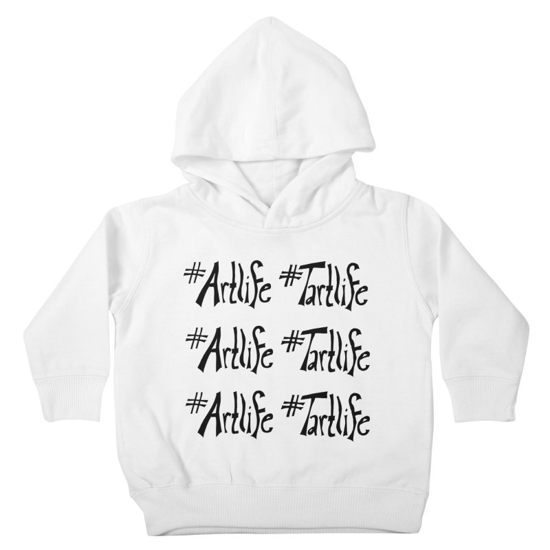 #Artlife #Tartlife Kids Toddler Pullover Hoody by Cruel Valentine