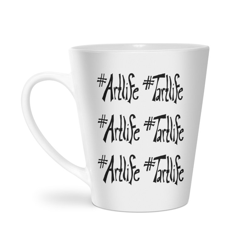 #Artlife #Tartlife Accessories Latte Mug by Cruel Valentine