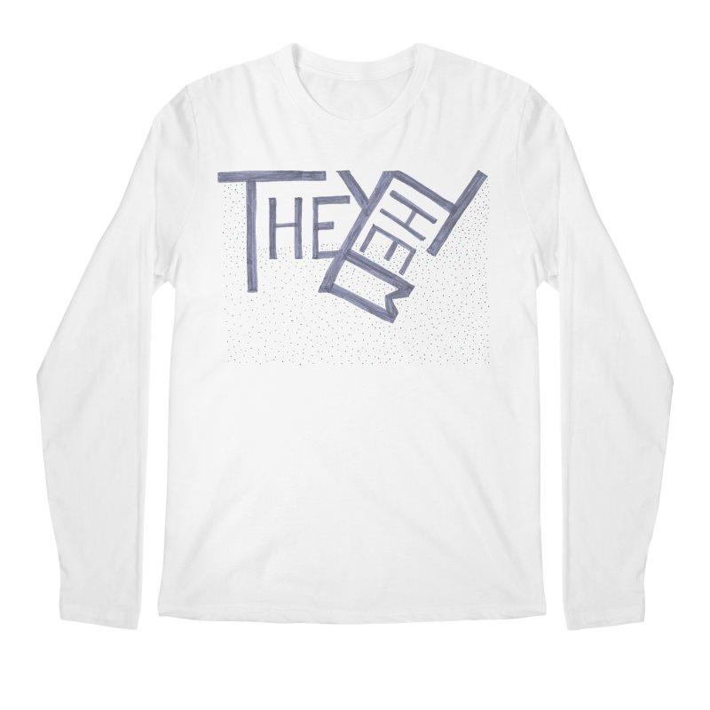 They/Them Men's Regular Longsleeve T-Shirt by Cruel Valentine