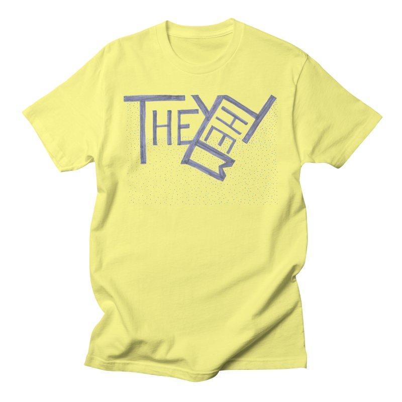 They/Them Women's Regular Unisex T-Shirt by Cruel Valentine