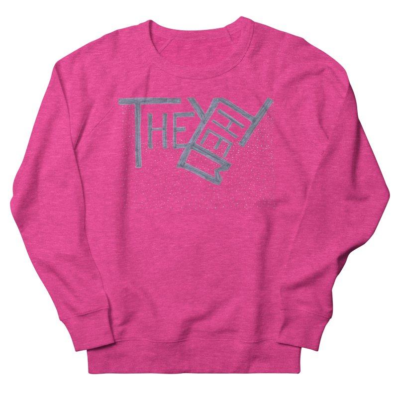 They/Them Women's French Terry Sweatshirt by Cruel Valentine